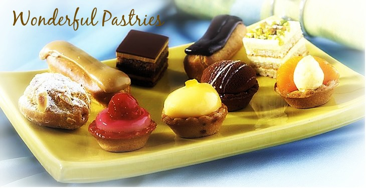pastries t and c website