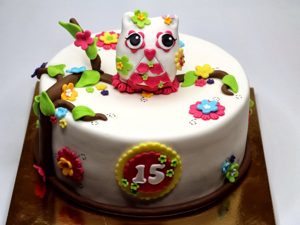 Birthday Cake Images Gallery : Custom Cakes T&C Bakery