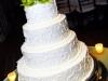 four-tired-white-wedding-cake